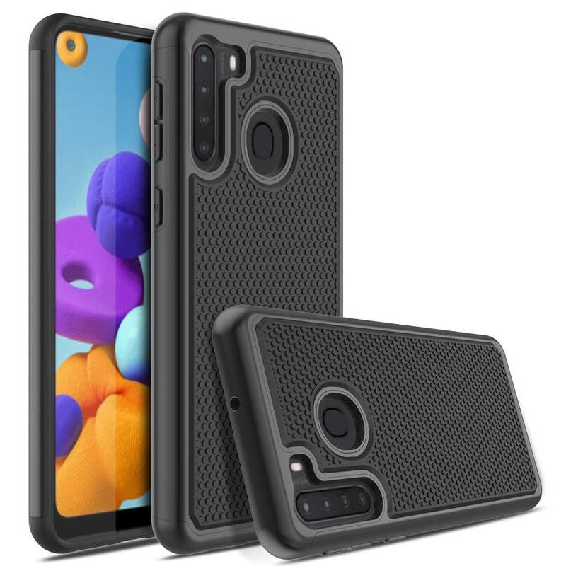 wholesale For Samsung Galaxy A21 A11 Case Shockproof Rugged Hard Protective Cover