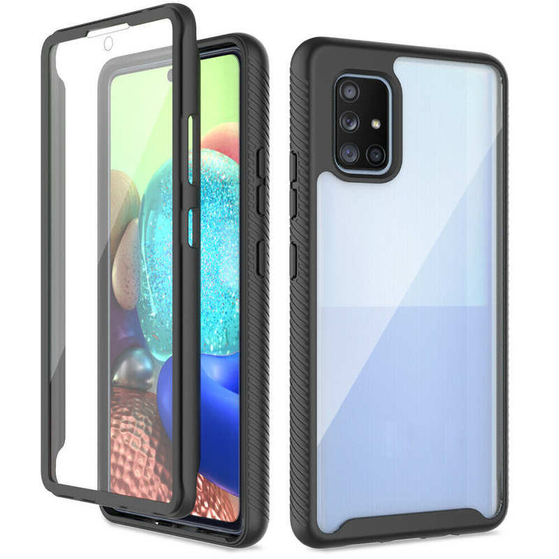 wholesale For Samsung Galaxy A51/ A71 5G Case Cover Full Body Bumper W/ Screen Protector