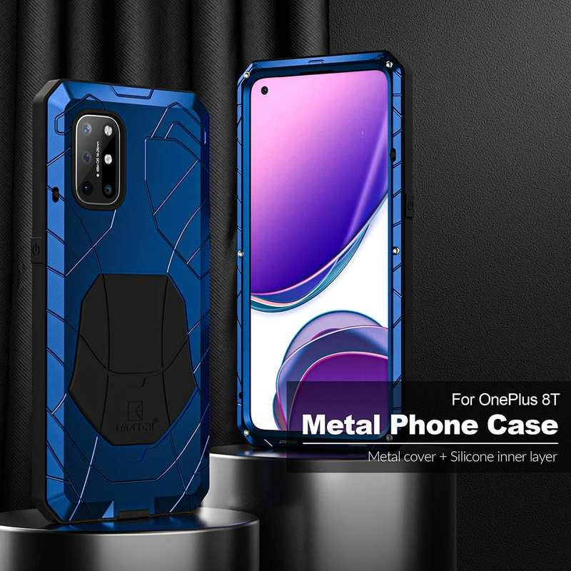 low price For Oneplus Nord N10 5G Case Shockproof Heavy Duty Metal Cover