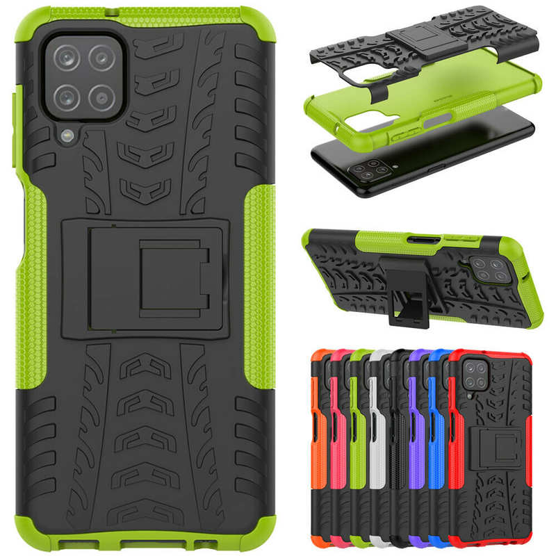 wholesale For OnePlus Nord N100 N10 5G Shockproof Rugged Hybrid Armor Kickstand Case Cover