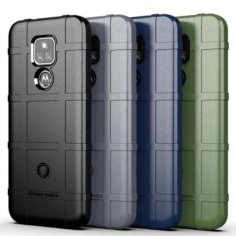 wholesale For Motorola Moto G Play Power 2021 Case Rugged Bumper Shield TPU Cover