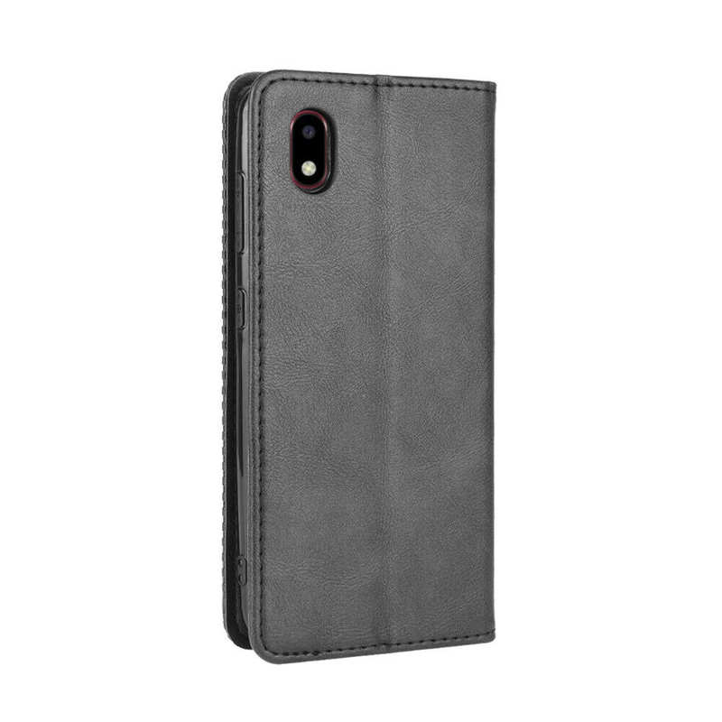 discount For Consumer Cellular ZTE Avid 579 Z5156CC Wallet Case Leather Card Stand Cover