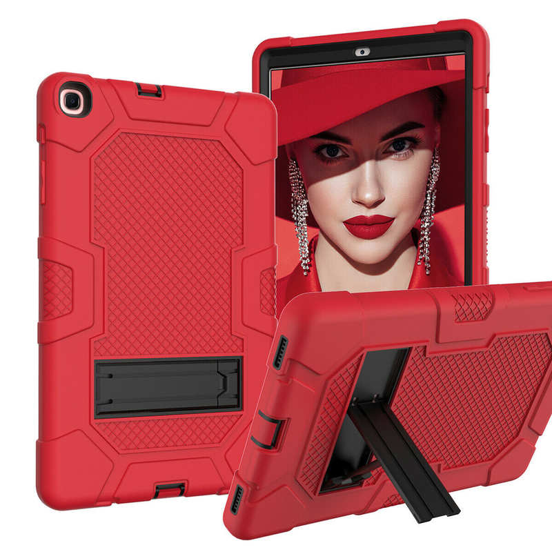 best price For Samsung Galaxy Tab A7 10.4 SM-T500 T505 Case Impact Shockproof Hybrid Stand Cover