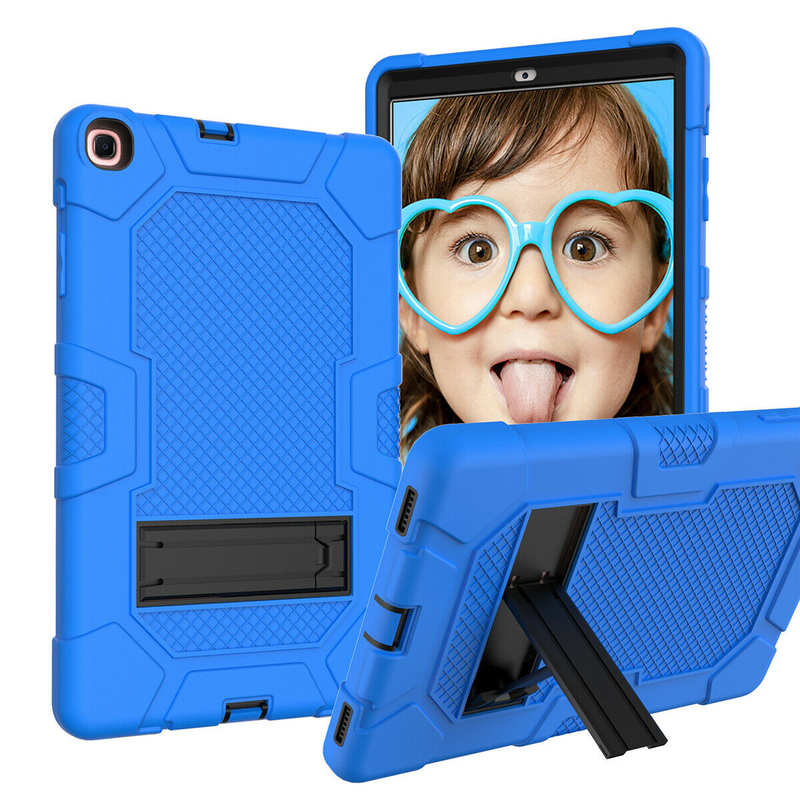 on sale For Samsung Galaxy Tab A7 10.4 SM-T500 T505 Case Impact Shockproof Hybrid Stand Cover