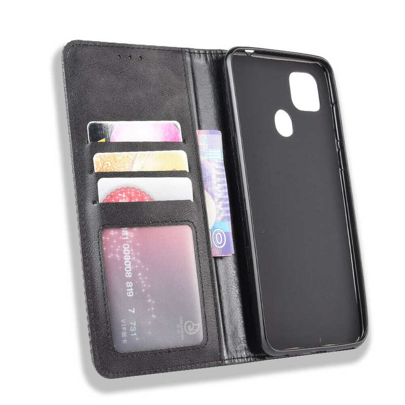 best price For ZTE Zmax 10 /Consumer Cellular Zmax-10 Wallet Case Leather Flip Stand Cover