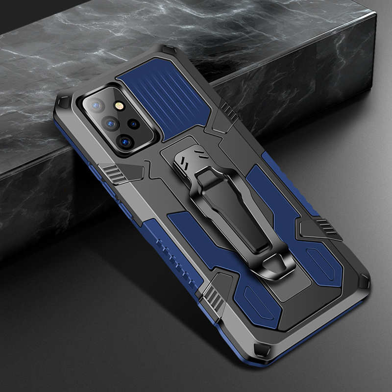 china wholesale For Samsung Galaxy A42 5G Case Shockproof Stand Cover With Belt Clip