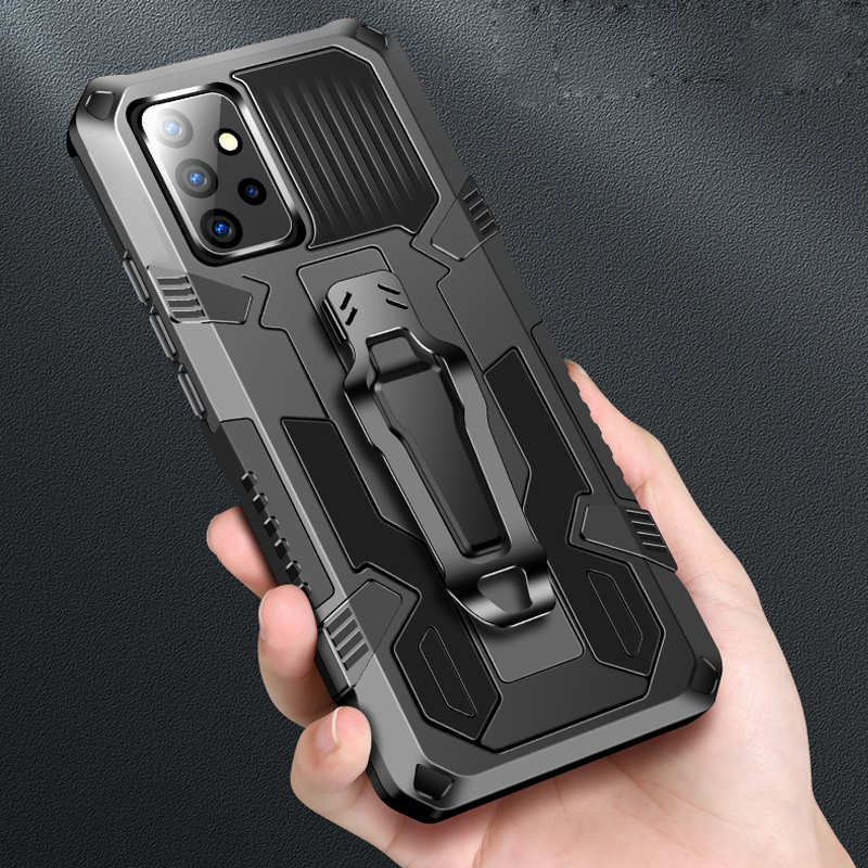 wholesale For Samsung Galaxy A42 5G Case Shockproof Stand Cover With Belt Clip